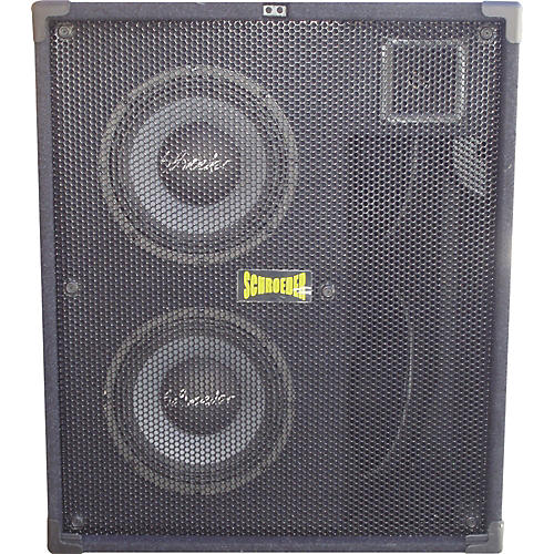 Schroeder 210212 Regular Bass Cabinet 4 Ohm