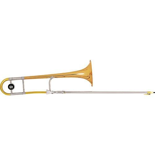 King 2103 3B Legend Series Trombone Lacquer Gold Brass Bell