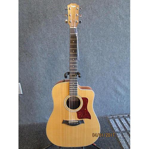 Taylor 210CE Koa Delux Acoustic Electric Guitar