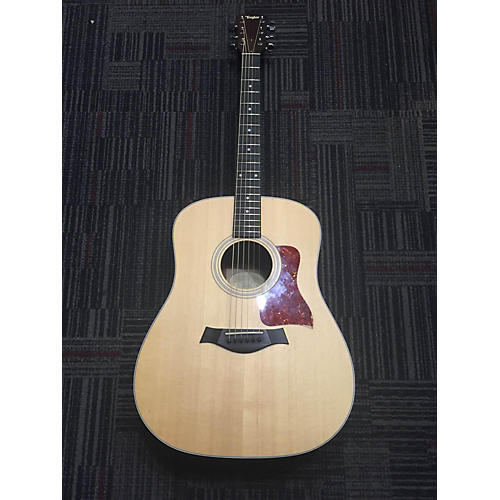 Taylor 210E Acoustic Electric Guitar Natural