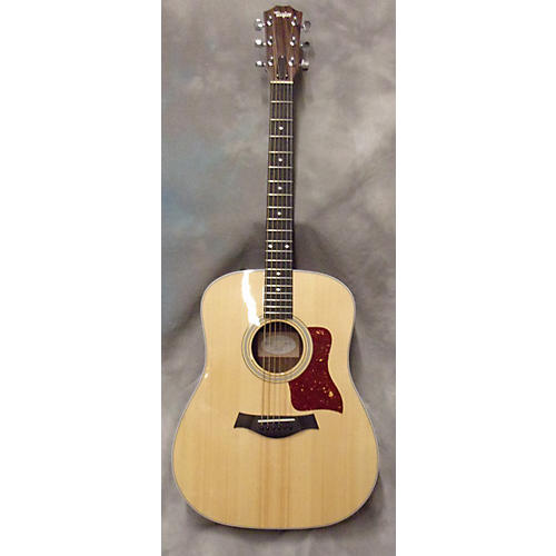 Taylor 210E DELUXE Acoustic Electric Guitar-thumbnail