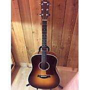 Taylor 210E DLXE Acoustic Electric Guitar