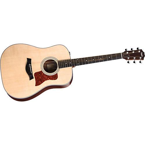 Taylor 210E-G Dreadnought Acoustic-Electric Guitar Natural