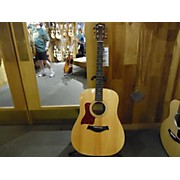 Taylor 210E Left Handed Acoustic Electric Guitar