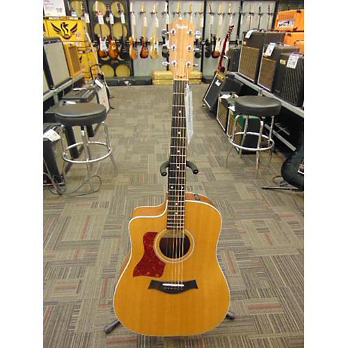 used taylor 210e left handed acoustic electric guitar guitar center. Black Bedroom Furniture Sets. Home Design Ideas