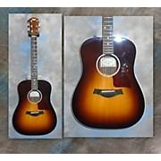 Taylor 210E SB DLX Acoustic Electric Guitar