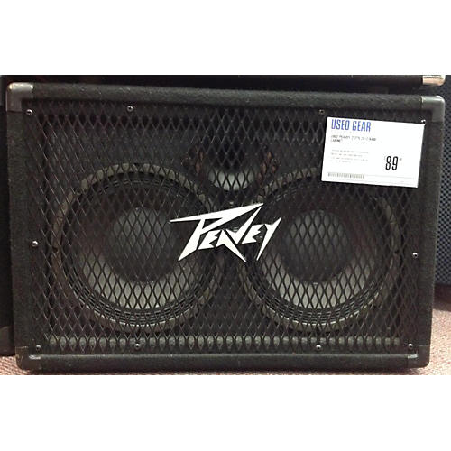 Peavey 210TX 2x10 Bass Cabinet-thumbnail