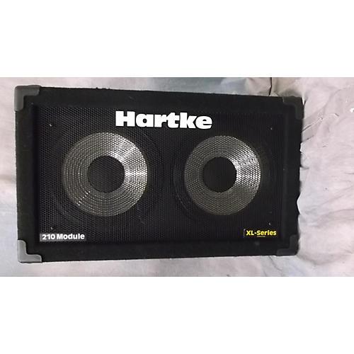 Hartke 210XL 200W 2X10 Bass Cabinet-thumbnail