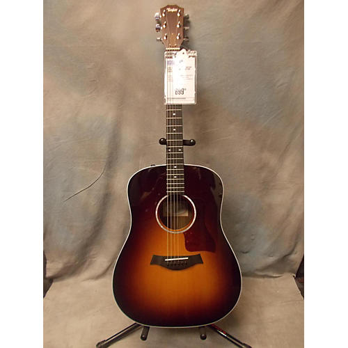 Taylor 210e Deluxe Acoustic Electric Guitar