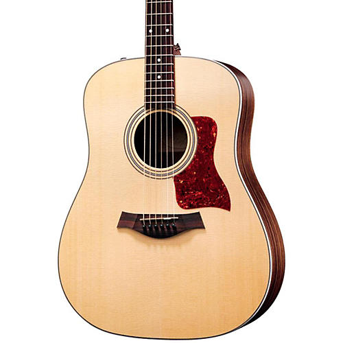 Taylor 210e Rosewood/Spruce Dreadnought Acoustic-Electric Guitar-thumbnail