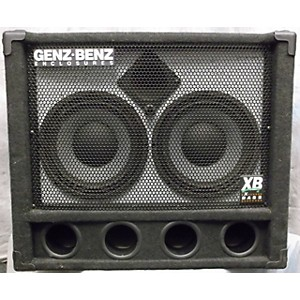 Pre-owned Genz Benz 210t Bass Cabinet