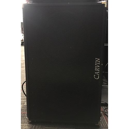 Carvin 212 Cabinet Guitar Stack