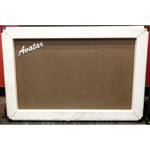 used avatar 212 contemporary guitar cabinet guitar center. Black Bedroom Furniture Sets. Home Design Ideas