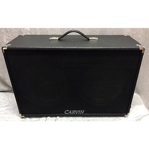 Carvin 212 With Carvin Vintage Style Speakers Guitar Cabinet