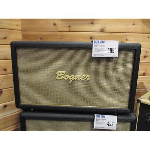 Used Bogner 212CB 16 Ohm Greenback 2x12 Guitar Cabinet | Guitar Center