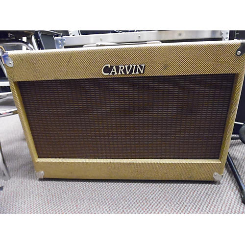 Carvin 212E 2x12 120W Vintage Open Back Guitar Cabinet