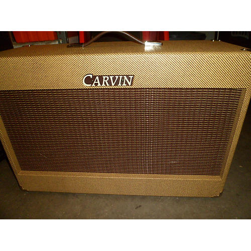Carvin 212E TWEED Guitar Cabinet-thumbnail