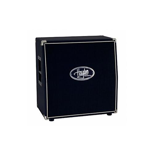 Hayden 212F-120 120W 2x12 Flat-Front Guitar Speaker Cabinet-thumbnail