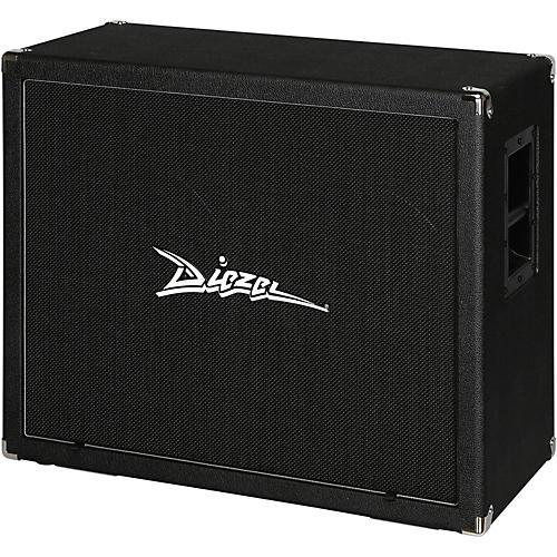 Diezel 212FK 200W 2x12 Front-Loaded Guitar Speaker Cabinet Black