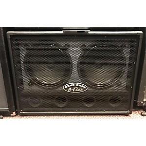 Pre-owned Genz Benz 212GFLEX Bass Cabinet by Genz Benz