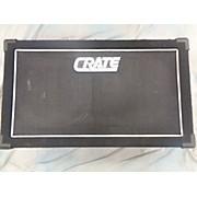 Crate 212s Guitar Cabinet