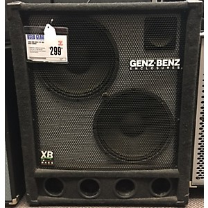 Pre-owned Genz Benz 212t Xb2 Bass Cabinet