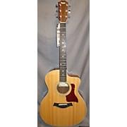 Taylor 214 Ce DLX Acoustic Guitar