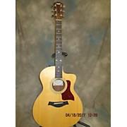 Taylor 214 Ce K Dlx Acoustic Electric Guitar