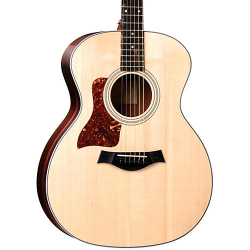 Taylor 214-L Rosewood/Spruce Grand Auditorium Left-Handed Acoustic Guitar