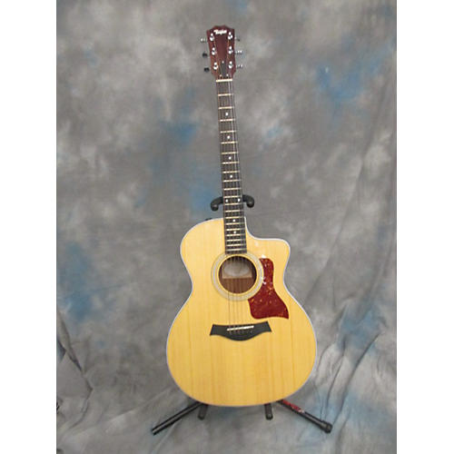 Taylor 214CE Acoustic Electric Guitar-thumbnail