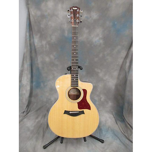 Taylor 214CE Acoustic Electric Guitar-thumbnail