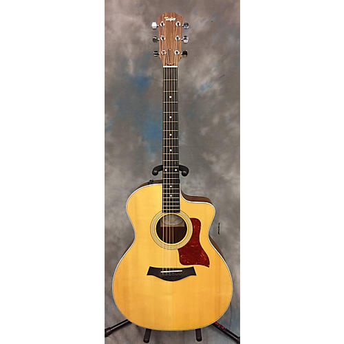 Taylor 214CE Acoustic Electric Guitar Natural