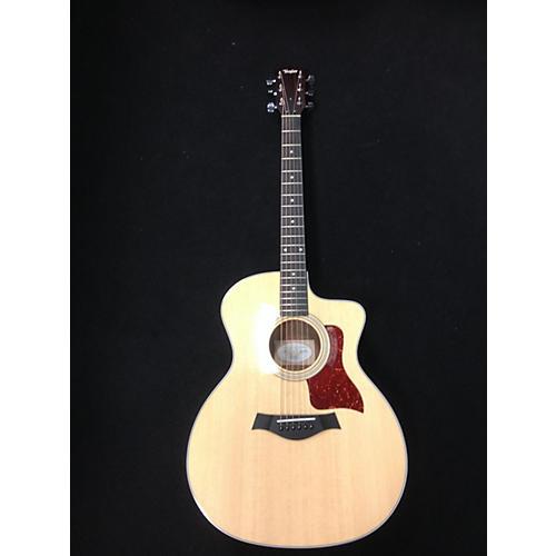 Taylor 214CE Acoustic Electric Guitar Natural