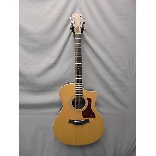Taylor 214CE DLX Acoustic Electric Guitar-thumbnail