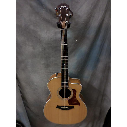Taylor 214CE Koa Acoustic Electric Guitar-thumbnail