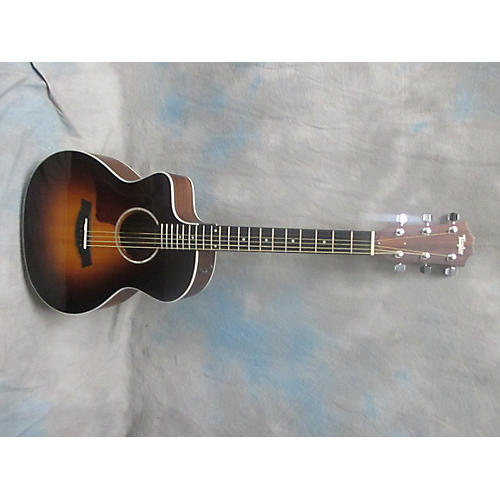 Taylor 214CE Left Handed Acoustic Electric Guitar-thumbnail