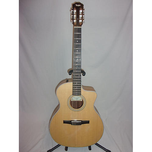 Taylor 214CE-N Classical Acoustic Electric Guitar