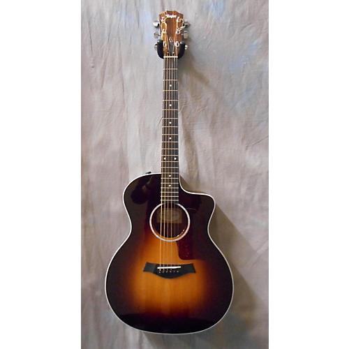 Taylor 214CE Sunburst Acoustic Electric Guitar