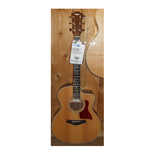 Taylor 214CE-dLX Acoustic Electric Guitar