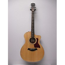 Taylor 214CEDLX Acoustic Electric Guitar
