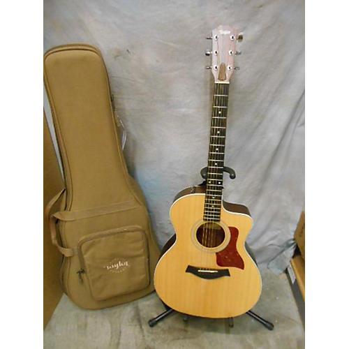Taylor 214CEG Acoustic Electric Guitar-thumbnail