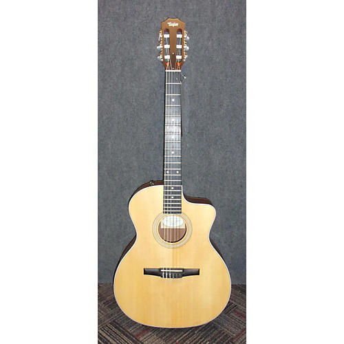 Taylor 214CEN Classical Acoustic Electric Guitar-thumbnail