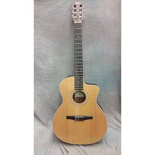 Taylor 214CEN Classical Acoustic GuitarAL ELECTRIC
