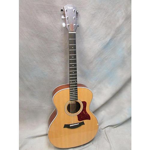Taylor 214DLX Acoustic Guitar Natural-thumbnail