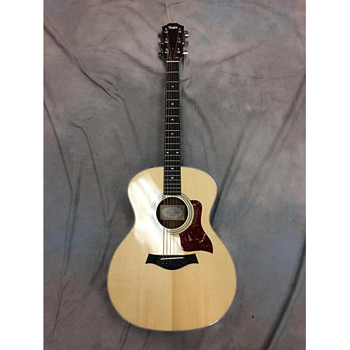Taylor 214E Deluxe Acoustic Electric Guitar-thumbnail