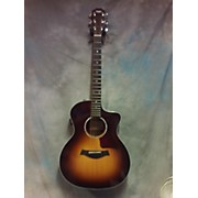 Taylor 214ce Deluxe Acoustic Electric Guitar