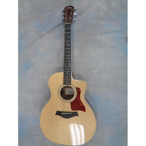 Taylor 214ce Dlx Acoustic Electric Guitar