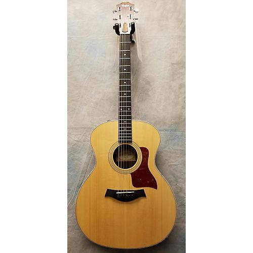 Taylor 214e Deluxe Acoustic Electric Guitar-thumbnail