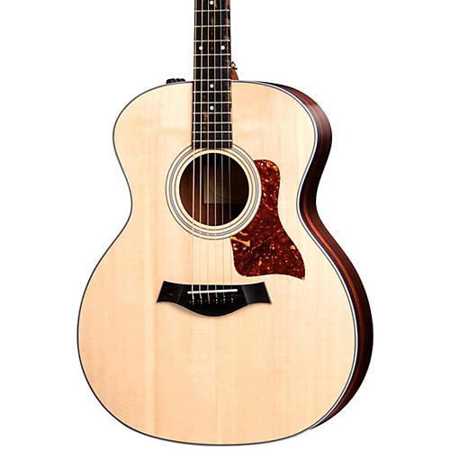 Taylor 200 Series 2014 214e Grand Auditorium Acoustic-Electric Guitar Natural