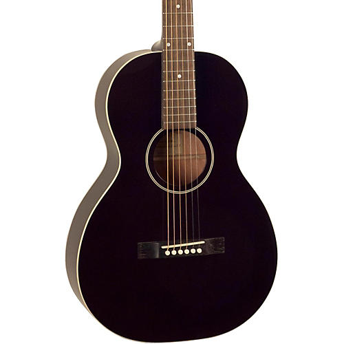 the loar 216 o style small body acoustic guitar classic black guitar center. Black Bedroom Furniture Sets. Home Design Ideas